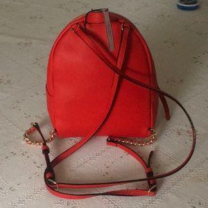 32ae0c33fb19 Victoria s Secret Bags - 🆕 VS Pebbled V-Quilt Small City Backpack 🎒